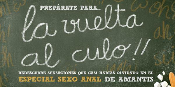 Campaña Publicidad amantis La Vuelta al Culo