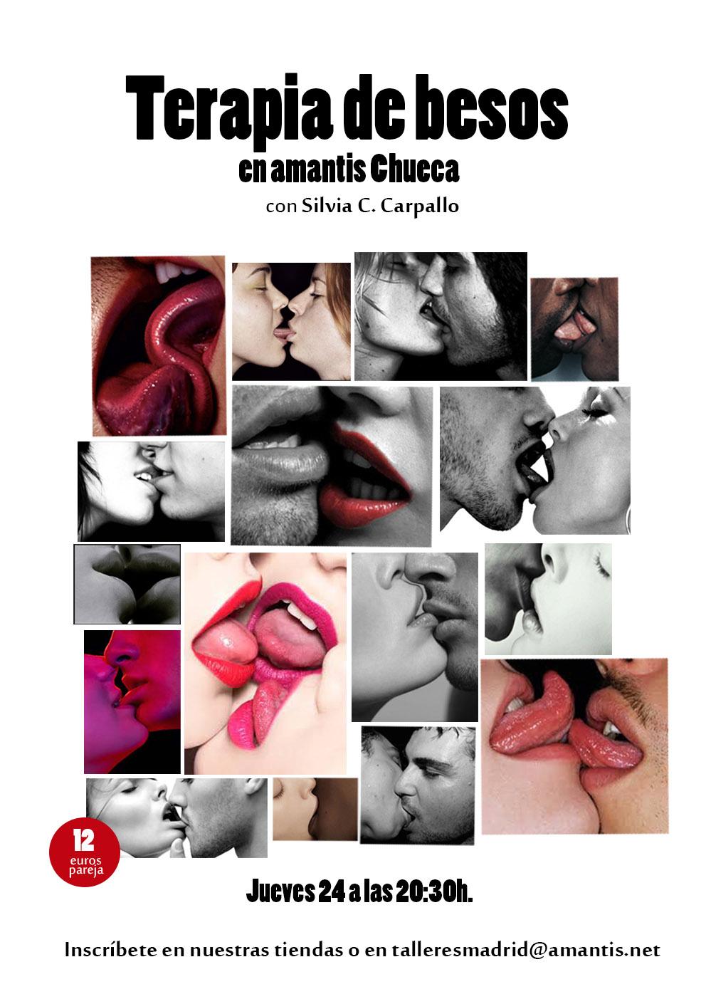 terapia de besos