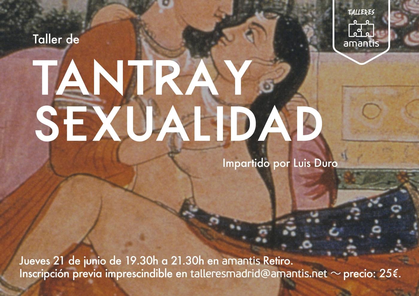 Tantra y sexualidad