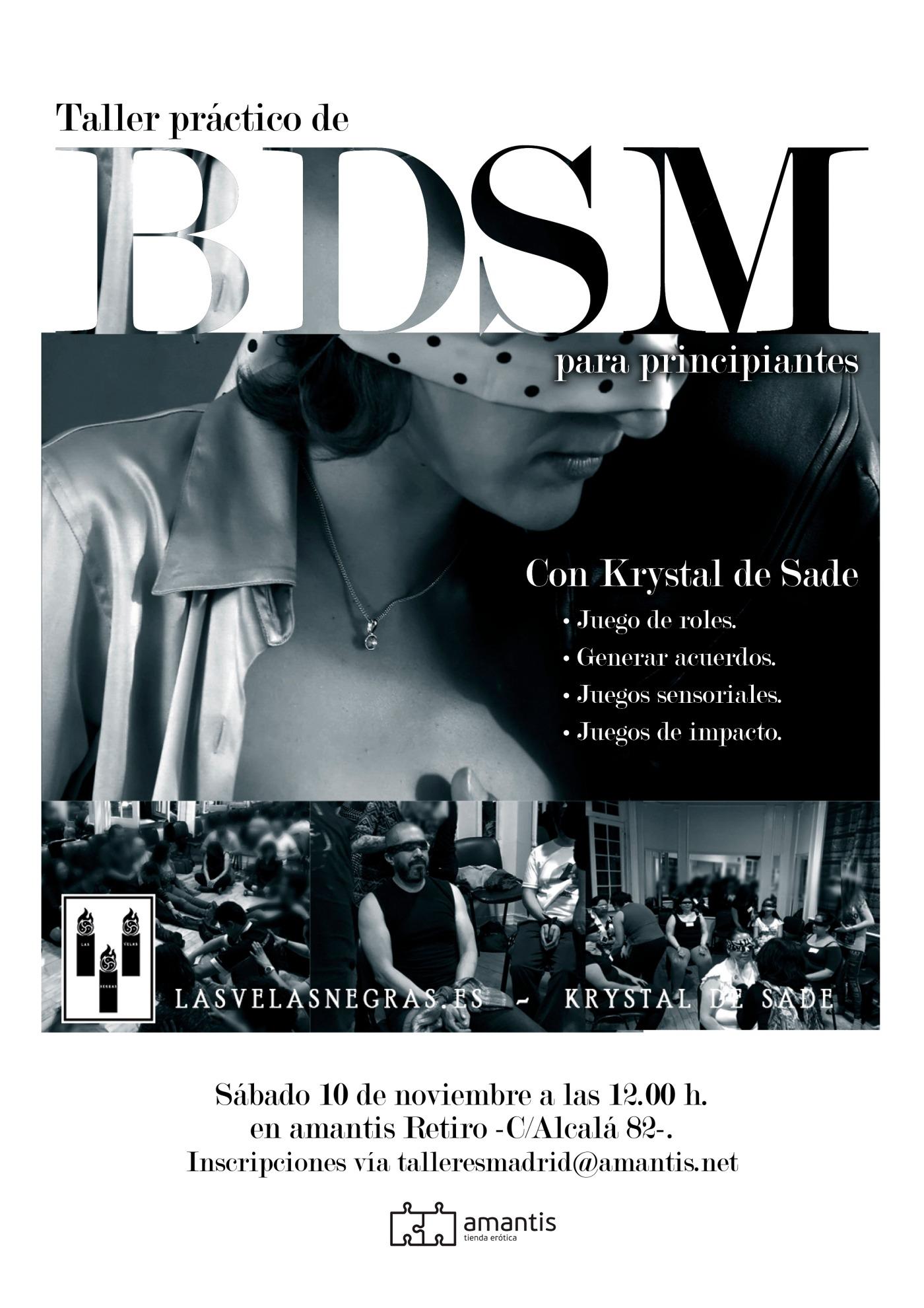 taller de BDSM